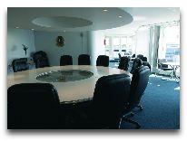 отель Tervis Medical SPA: Комната для совещаний с круглым столом к.2