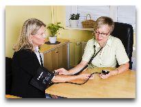 отель Tervis Medical SPA: На приеме у врача