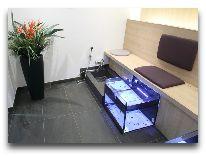 отель Tervis Medical SPA: Рыбный педикюр