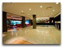отель Tervis Medical SPA: Ресепшен