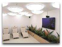 отель Tervis Medical SPA: Комната отдыха