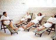 отель SPA Tervise Paradiis: Соляная комната