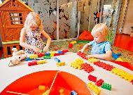 отель SPA Tervise Paradiis: Детская комната