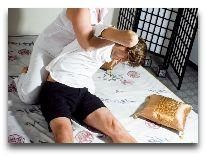 отель SPA Tervise Paradiis: Тайский массаж