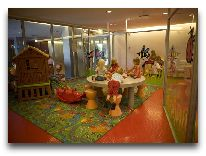 отель SPA Tervise Paradiis: Детская игровая комната