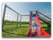 отель SPA Tervise Paradiis: Детская площадка