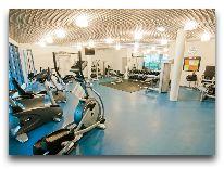 отель SPA Tervise Paradiis: Тренажерный зал