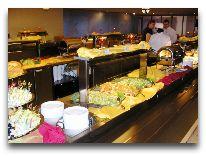 отель SPA Tervise Paradiis: Шведский стол