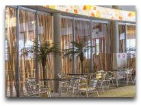 отель SPA Tervise Paradiis: Бар в аквапарке на террасе