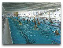 отель SPA Tervise Paradiis: Плавательный бассейн