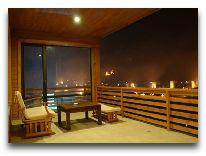 отель Tetnuldi Hotel: Номер люкс
