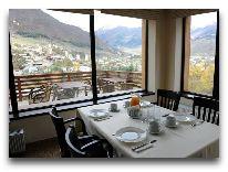 отель Tetnuldi Hotel: Ресторан