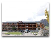 отель Tetnuldi Hotel: Фасад отеля