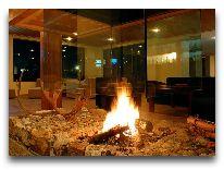 отель Tetnuldi Hotel: Холл в отеле