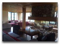 отель Tetnuldi Hotel: Ресторан отеля