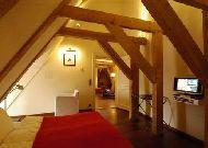 отель The Three Sisters: Спальня в номере Suite