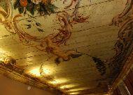 отель The Three Sisters: Панно на потолке