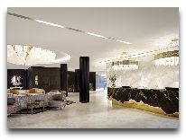 отель The Alexander, a Luxury Collection, Yerevan: Ресепшен