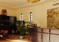 отель The Beach Resort: Reception