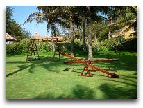 отель The Beach Resort: Детская площадка