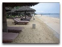 отель The Beach Resort: Пляж