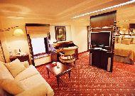 отель The Boutique Palace Hotel: Гостиная в номере