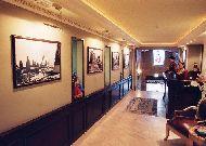 отель The Boutique Palace Hotel: Лобби