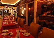 отель The Boutique Palace Hotel: Ресторан