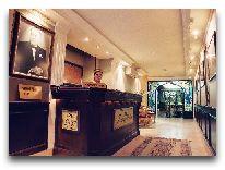 отель The Boutique Palace Hotel: Ресепшен