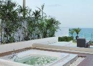 отель The Cliff Resort & Residences: Terra Ocean View - джакузи