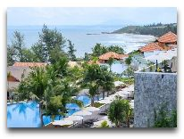 отель The Cliff Resort & Residences: Территория