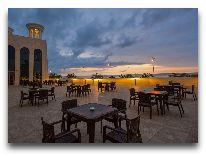 отель The Grand Gloria Hotel: Терасса отеля