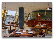 отель The Grand Gloria Hotel: Ресторан А ля карт