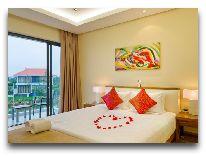отель The Ocean Villas: Спальня в вилле