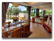 отель The Ocean Villas: Гостиная