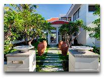 отель The Ocean Villas: Вход в виллу