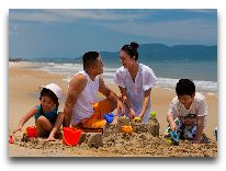 отель The Ocean Villas: На пляже