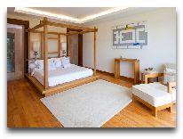 отель The Ocean Villas: Спальня