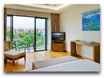 отель The Ocean Villas: Зона отдыха