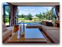 отель The Ocean Villas: Гостиная зона