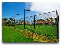 отель The Ocean Villas: Теннисные кроты