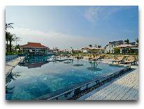 отель The Ocean Villas: Бассейн