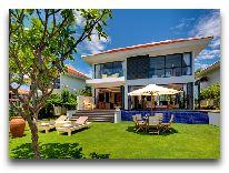 отель The Ocean Villas: Вилла с тремя спальнями