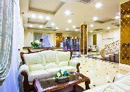 отель The Plaza Hotel Bishkek: Холл отеля