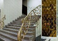 отель The Plaza Hotel Bishkek: Лестница отеля