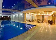 отель The Plaza Hotel Bishkek: Бассейн отеля