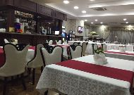 отель The Plaza Hotel Bishkek: Ресторан отеля