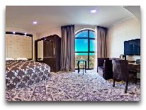 отель The Plaza Hotel Bishkek: Номер Super Suite
