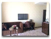 отель The Plaza Hotel Bishkek: Номер Luxe Suite