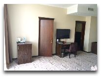 отель The Plaza Hotel Bishkek: Номер Junior Suite